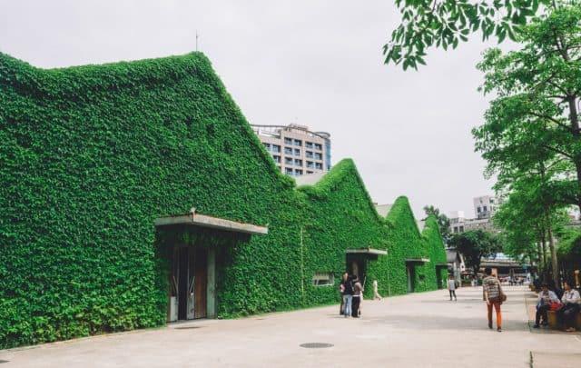 Nơi giới trẻ Đài Bắc thỏa sức sáng tạo