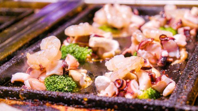 Những món ăn vặt ở chợ đêm Cao Hùng