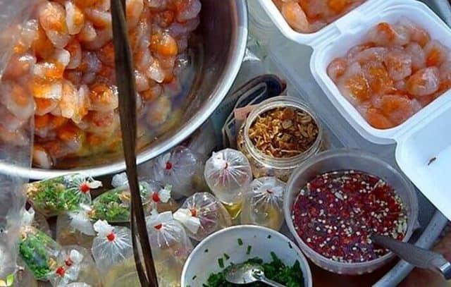 Bánh quai vạc Phan Thiết