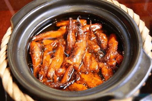 Cá bống sao là món ăn dân dã hàng ngày của người dân Sóc Trăng