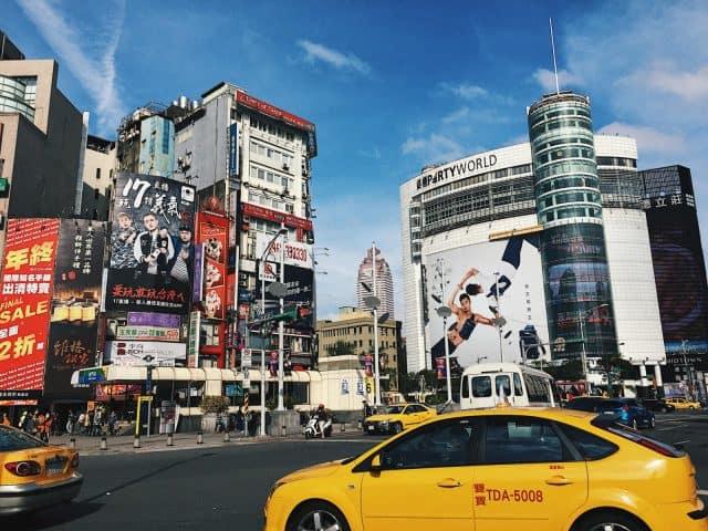 Thiên đường mua sắm của Đài Bắc