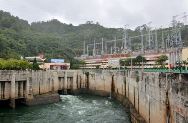 Thủy điện Hòa Bình (Ảnh: ST)