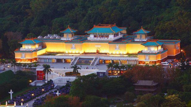 Bảo tàng Cung điện Quốc gia ở Đài Bắc (ảnh ST)