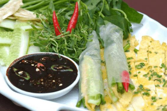 Những món ăn dân dã miền Tây