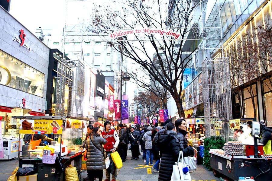 du lịch Seoul