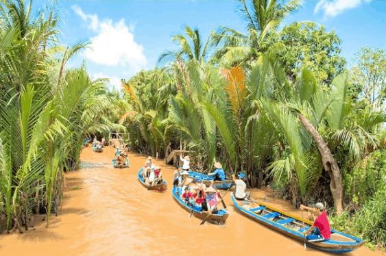 Cồn Thới Sơn - thiên đường miệt vườn chốn sông nước Tiền Giang