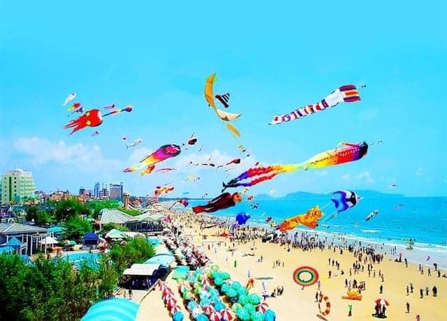 Hình ảnh lễ hội Vũng tàu (ảnh ST)