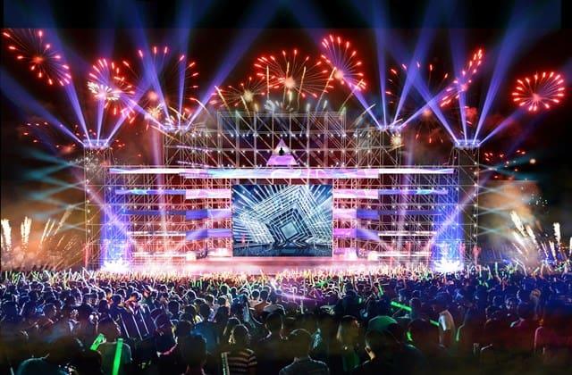 Bất cứ độ tuổi nào cũng có thể tìm thấy không gian giải trí cho mình tại festival biển Vũng Tàu.
