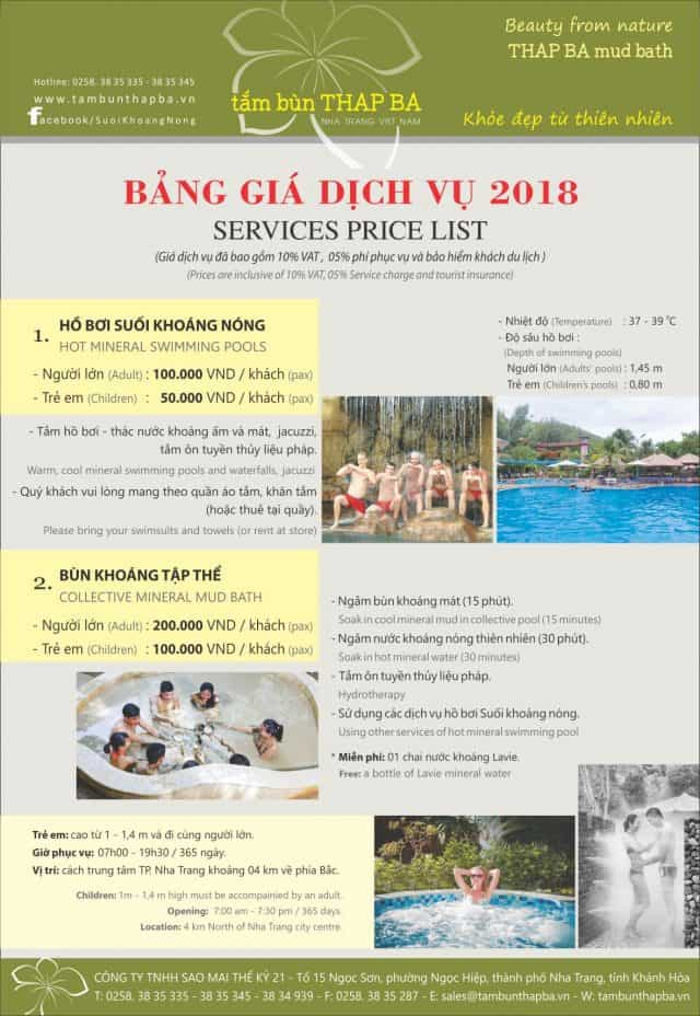 """Địa điểm vui chơi Nha Trang 2/9 """"BAO CHẤT"""" """"BAO VUI"""" và Giá vé"""