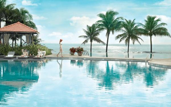Tới Hồ Tràm - nghỉ resort hạng sang! (ảnh ST)