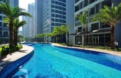 Homestay ngoại thành Hà Nội có bể bơi