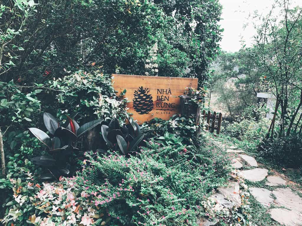 Homestay ở ngoại thành Hà Nội có bể bơi