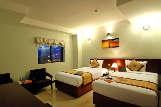 Khách sạn Đà Nẵng gần biển