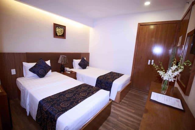 Khách sạn ở trung tâm Nha Trang