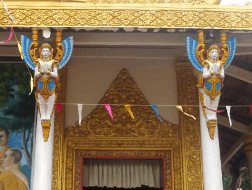 Mục sở thị kiến trúc chùa Dơi (ảnh ST)