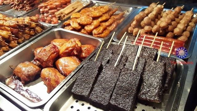 Những món ăn đậm chất Đài Loan khác (ảnh ST)