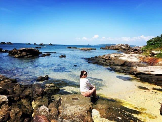 Phú Quốc quả thật được thiên nhiên ưu đãi quá đi mà (ảnh ST)