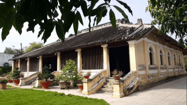 Nhà xưa Vĩnh Long được tôn tạo thành địa điểm du lịch của tỉnh Vĩnh Long (ảnh ST)