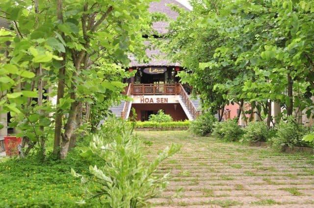 Resort Huế cho kỳ nghỉ dưỡng cuối tuần