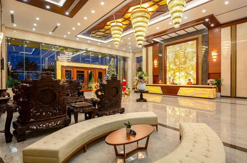 Sảnh Rosamia Đà Nẵng Hotel