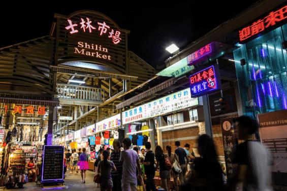 Chợ đêm Sỹ Lâm (ảnh ST)