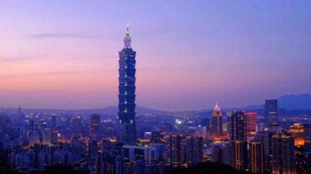 Tháp Đài Bắc 101- địa điểm du lịch Đài Bắc nên ghé thăm (Ảnh ST)