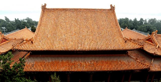Trường Lăng là công trình kiến trúc có diện tích lớn nhất (ảnh ST)