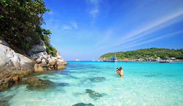 Vẻ đẹp của biển sao Phú Quốc (ảnh ST)