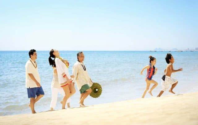 Tận hưởng chuyến du lịch ở Phú Quốc (ảnh ST)