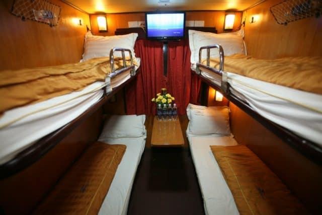 xe giường nằm đi sapa từ Mỹ Đình