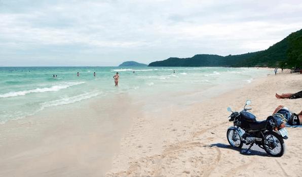 Thuê xe máy giá rẻ ở Phú Quốc rồi thỏa sức vi vu - chuyến đi tuổi thanh xuân là đây chứ đâu! (ảnh ST)