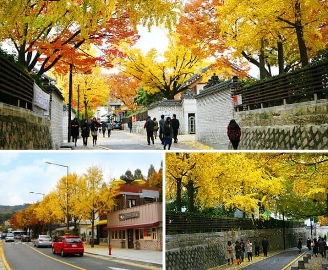 Samcheong-dong seoul (ảnh ST)