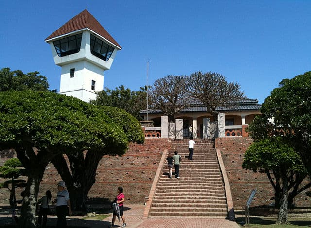 Anping Fort
