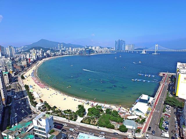 Biển Gwangalli - 1 địa điểm du lịch ở Busan
