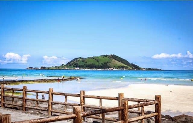 Bãi biển Jungmun