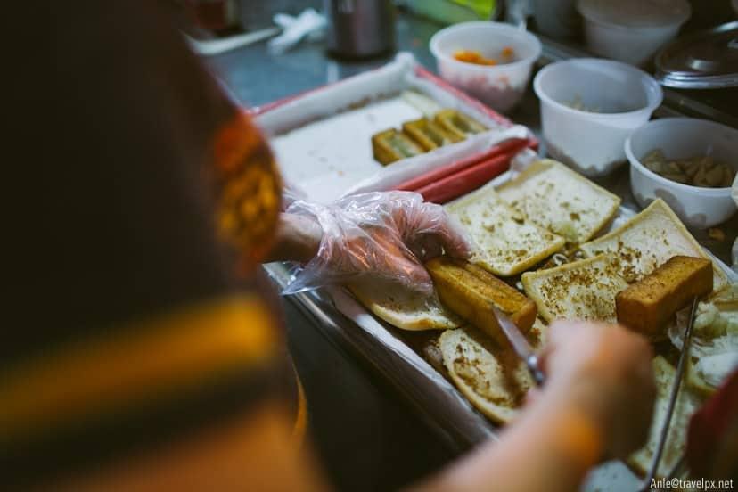 ẩm thực đài nam đài loan