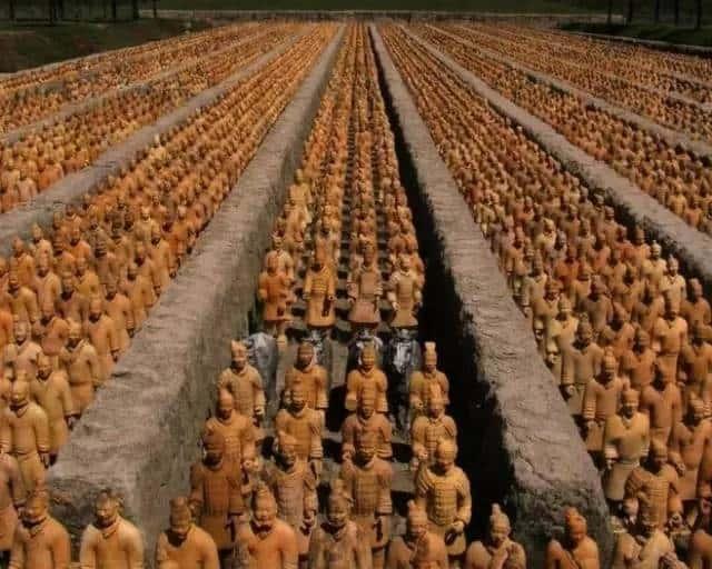 Thăm khu Lăng mộ Tần Thủy Hoàng ở Tây An