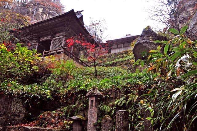 Ngôi Đền Yamadera - Yamagata cổ và đẹp nhất ở Nhật Bản (ảnh ST)