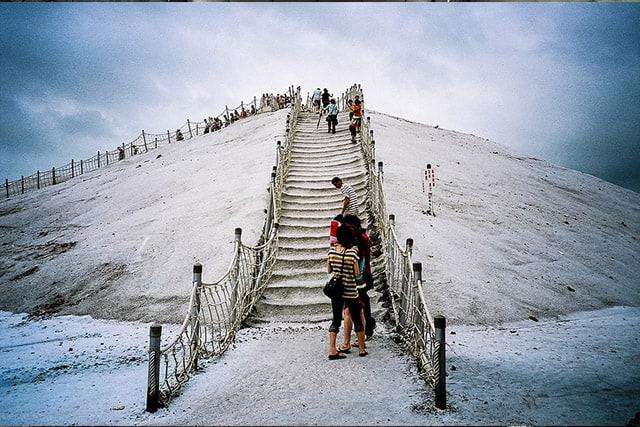 Núi Qigu Salt