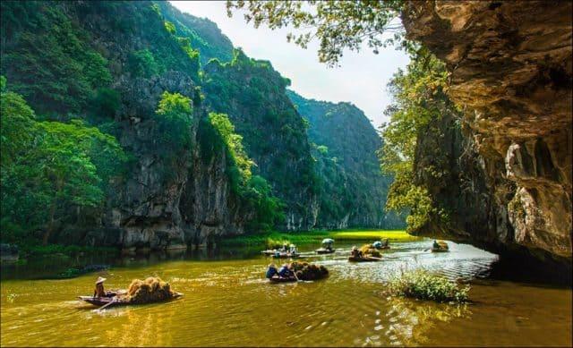 Vẻ đẹp của núi non nước (ảnh ST)