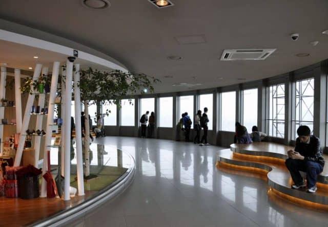 Ngắm nhìn toàn bộ Seoul! Đài quan sát