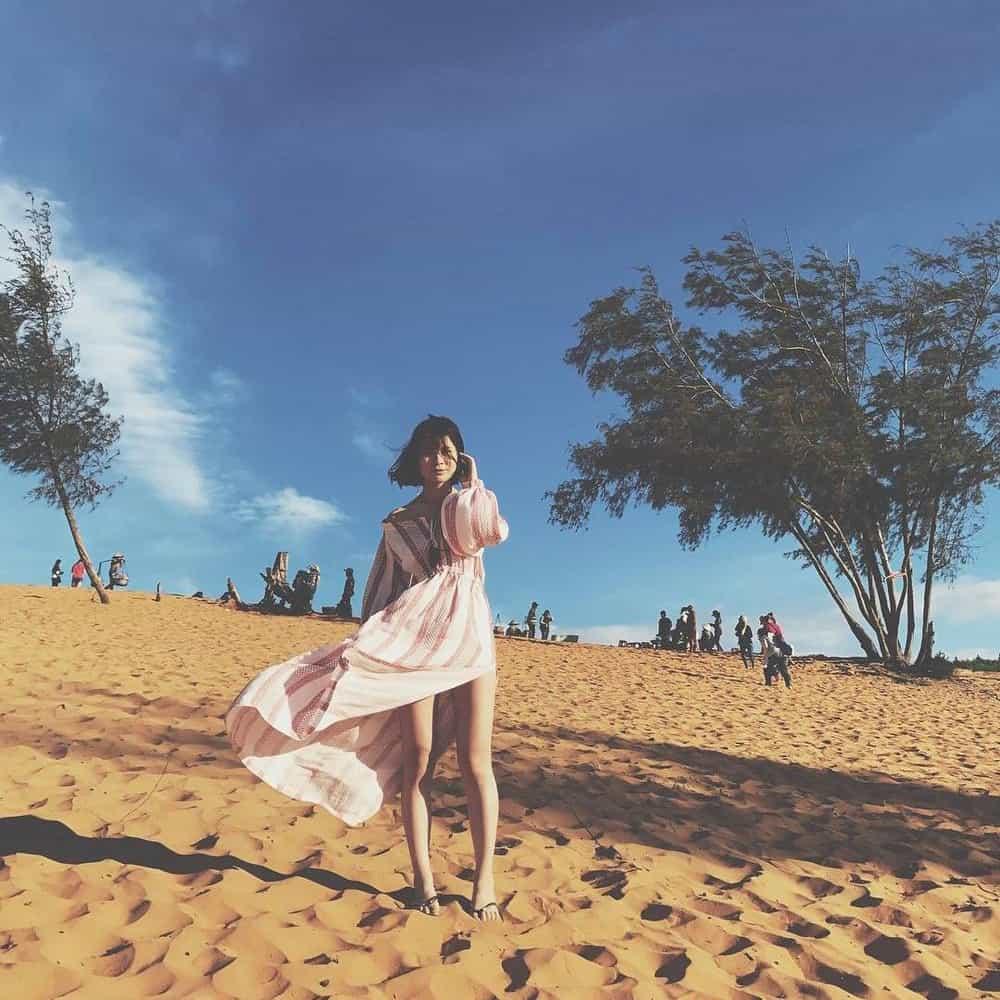 đồi cát mũi đôi