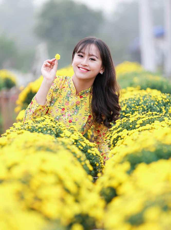 Địa điểm chụp ảnh tết Hà Nội