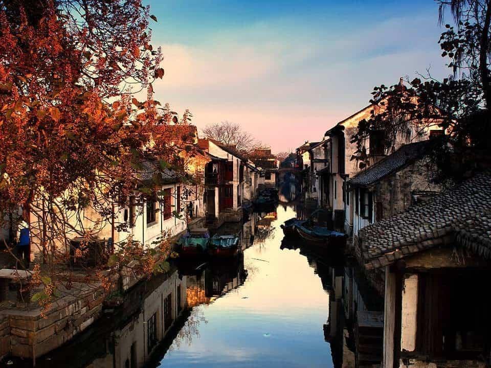 Châu Trang cổ trấn
