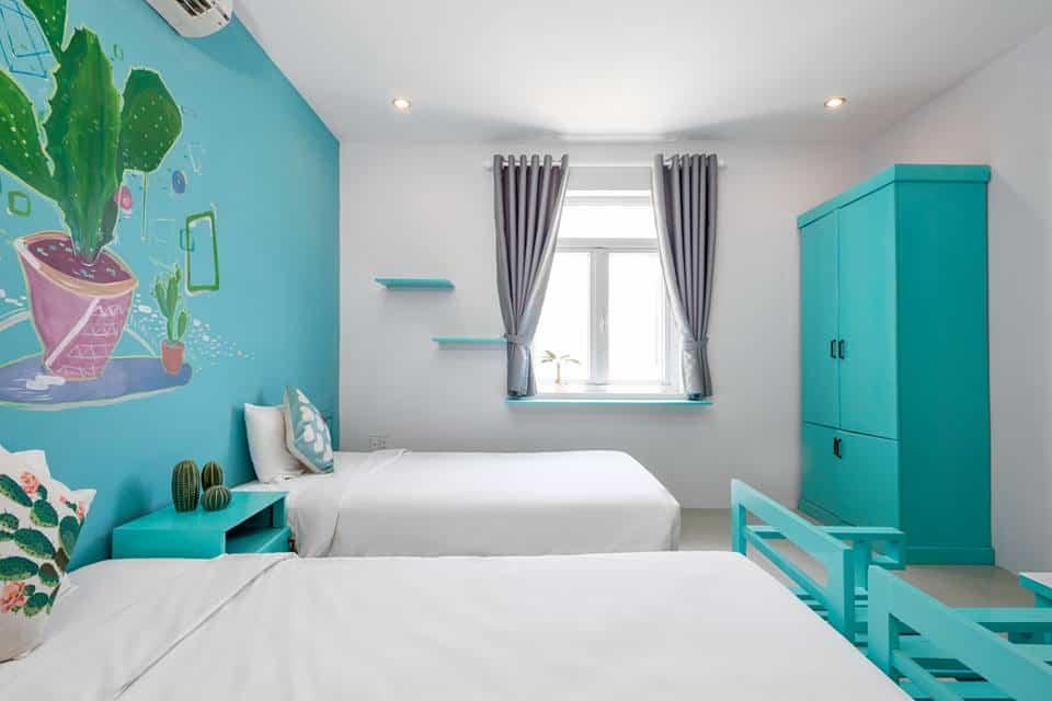 Raon Apartment & Hotel