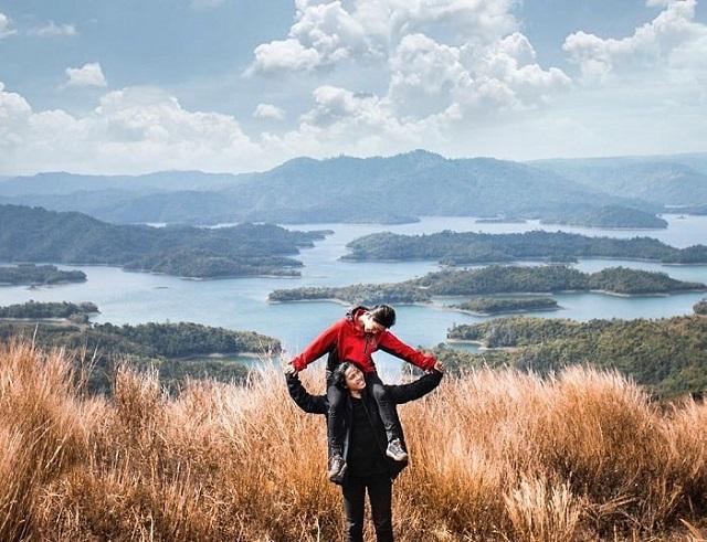 Hồ Tà Đùng Đắk Nông nơi được ví như vịnh Hạ Long thu nhỏ của Tây Nguyên