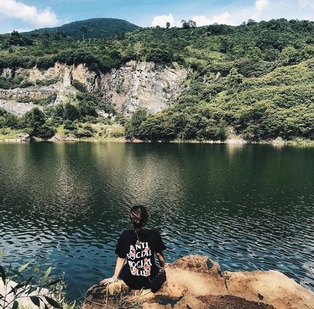 Cảnh sắc thiên nhiên hữu tình tại thung lũng Ma Thiên Lãnh