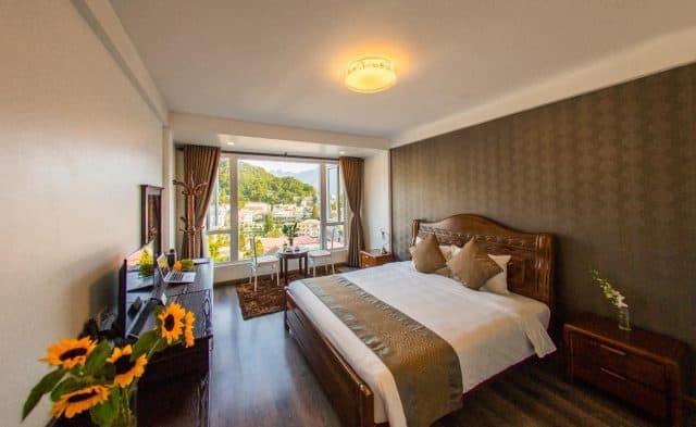 Gem Sapa Hotel cực kỳ sang trọng và tiện nghi