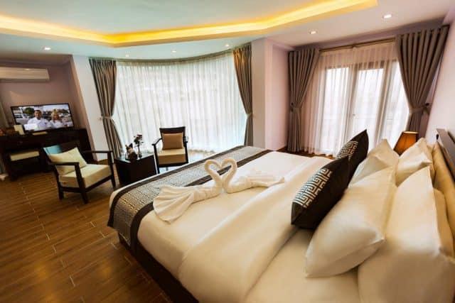 Khách sạn Le Bordeaux Sapa với phong cách thiết kế đậm chất Á Đông