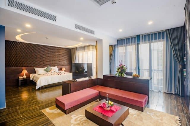 Sapa Green Hotel khách sạn 3 sao cực rộng rãi và tiện nghi